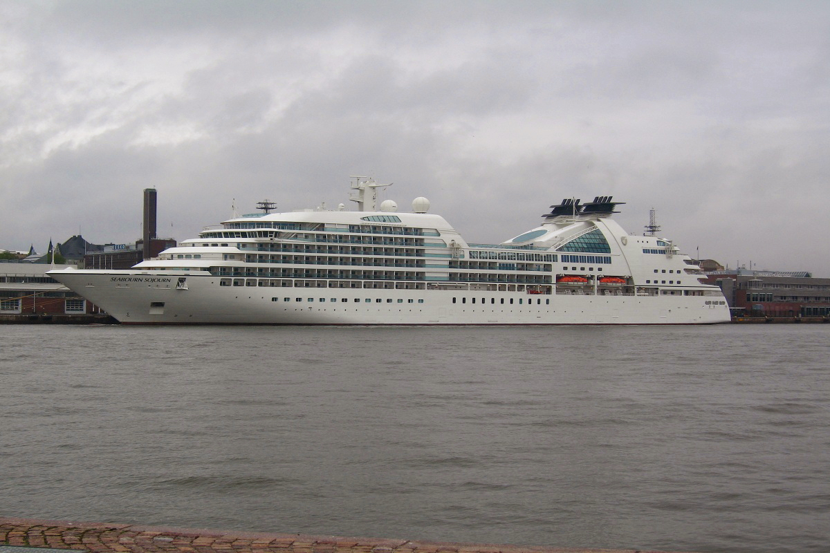 The Yachts of Seabourn Seabourn Sojourn