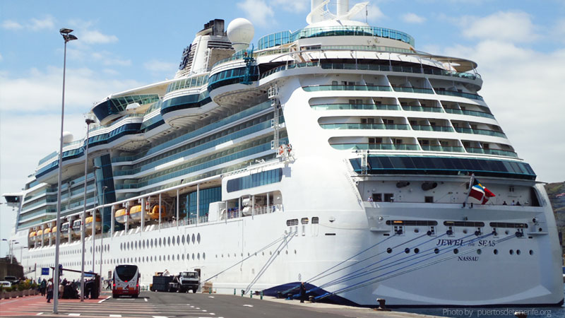 Royal Caribbean regresa a Dubai en 2019 con el Jewel of the Seas