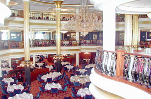 Voyager of the Seas - Restaurante La boheme